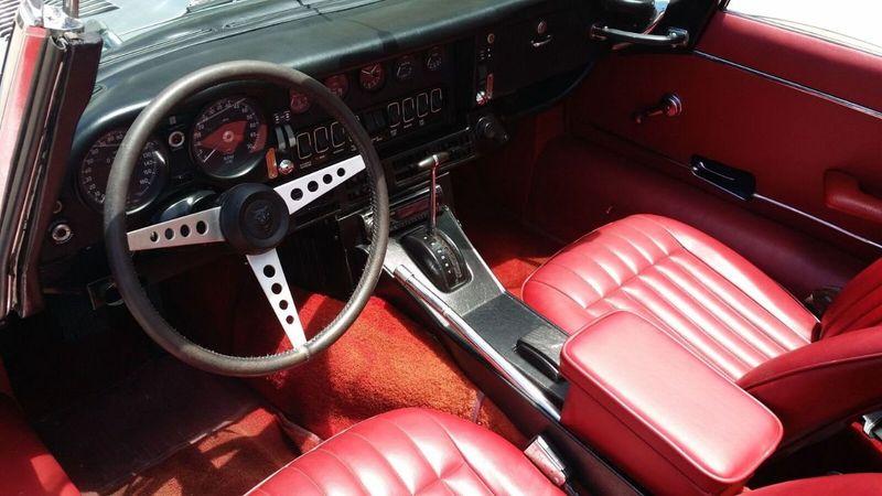 1974 Jaguar XKE ROADSTER  - 16454272 - 22