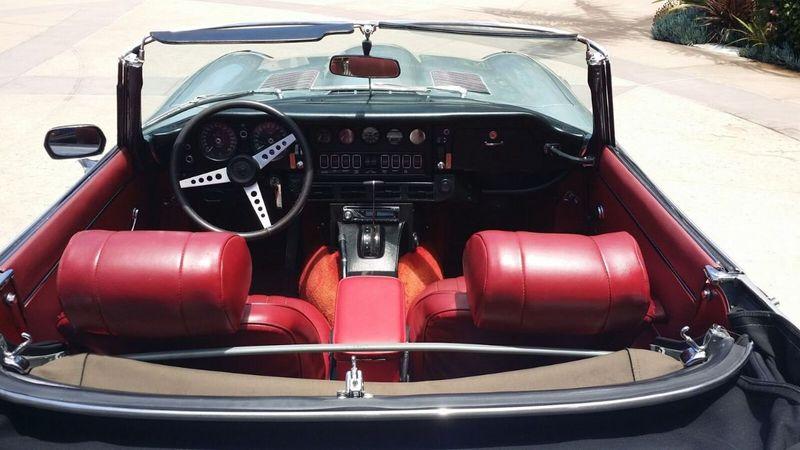 1974 Jaguar XKE ROADSTER  - 16454272 - 25