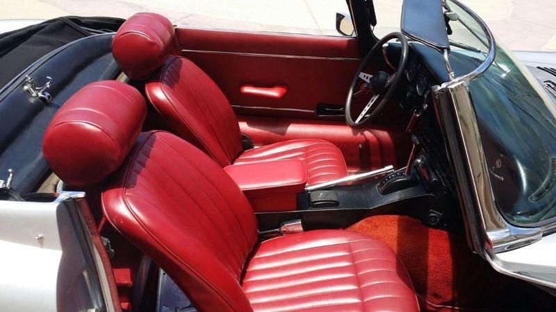 1974 Jaguar XKE ROADSTER  - 16454272 - 27