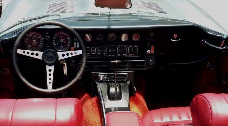 1974 Jaguar XKE ROADSTER  - 16454272 - 28