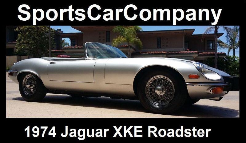 1974 Jaguar XKE ROADSTER  - 16454272 - 2