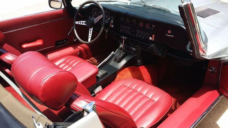 1974 Jaguar XKE ROADSTER  - 16454272 - 29
