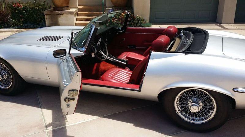 1974 Jaguar XKE ROADSTER  - 16454272 - 33