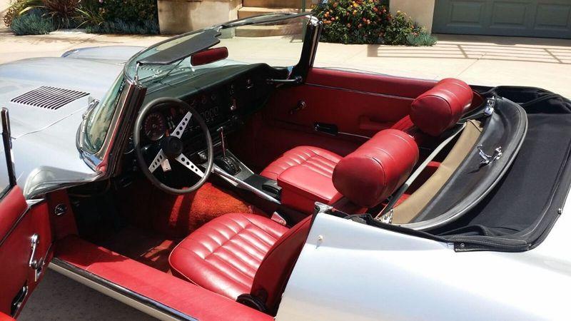 1974 Jaguar XKE ROADSTER  - 16454272 - 34