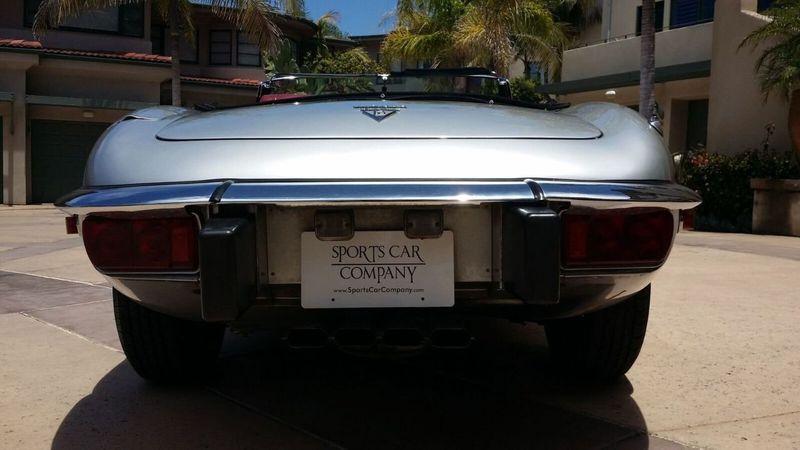 1974 Jaguar XKE ROADSTER  - 16454272 - 51
