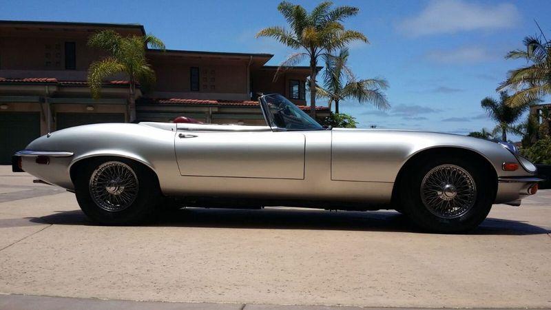 1974 Jaguar XKE ROADSTER  - 16454272 - 53