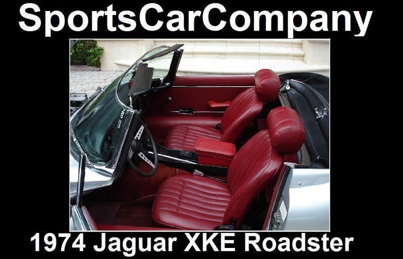 1974 Jaguar XKE ROADSTER  - 16454272 - 8