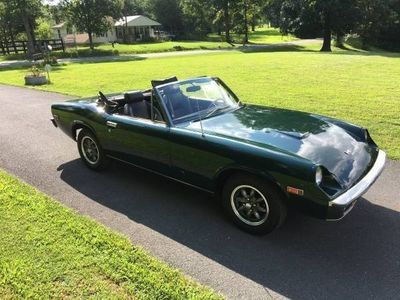 1974 Jensen Healey Roadster  Coupe