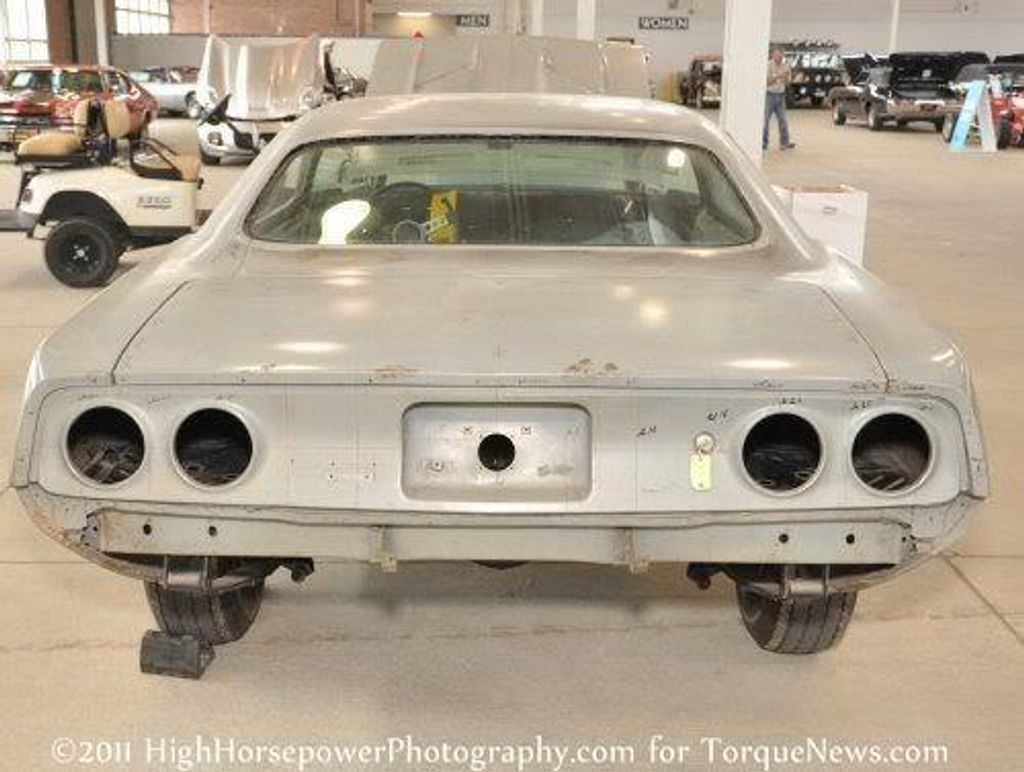 1974 Plymouth Cuda Tooling Proof - 13038764 - 12