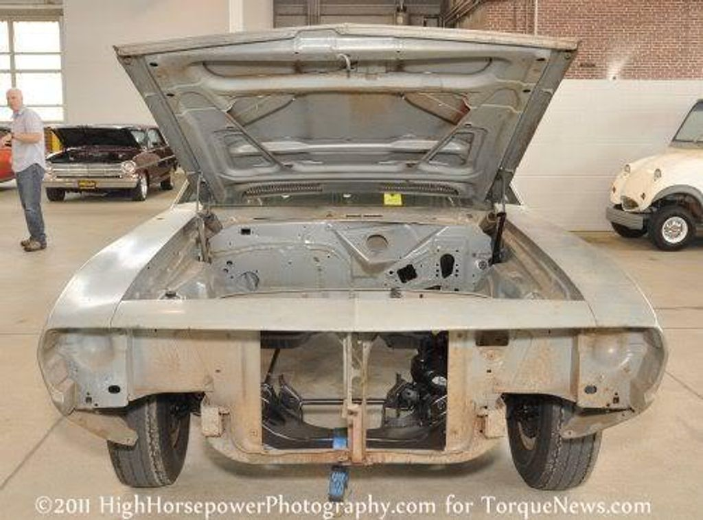 1974 Plymouth Cuda Tooling Proof - 13038764 - 13