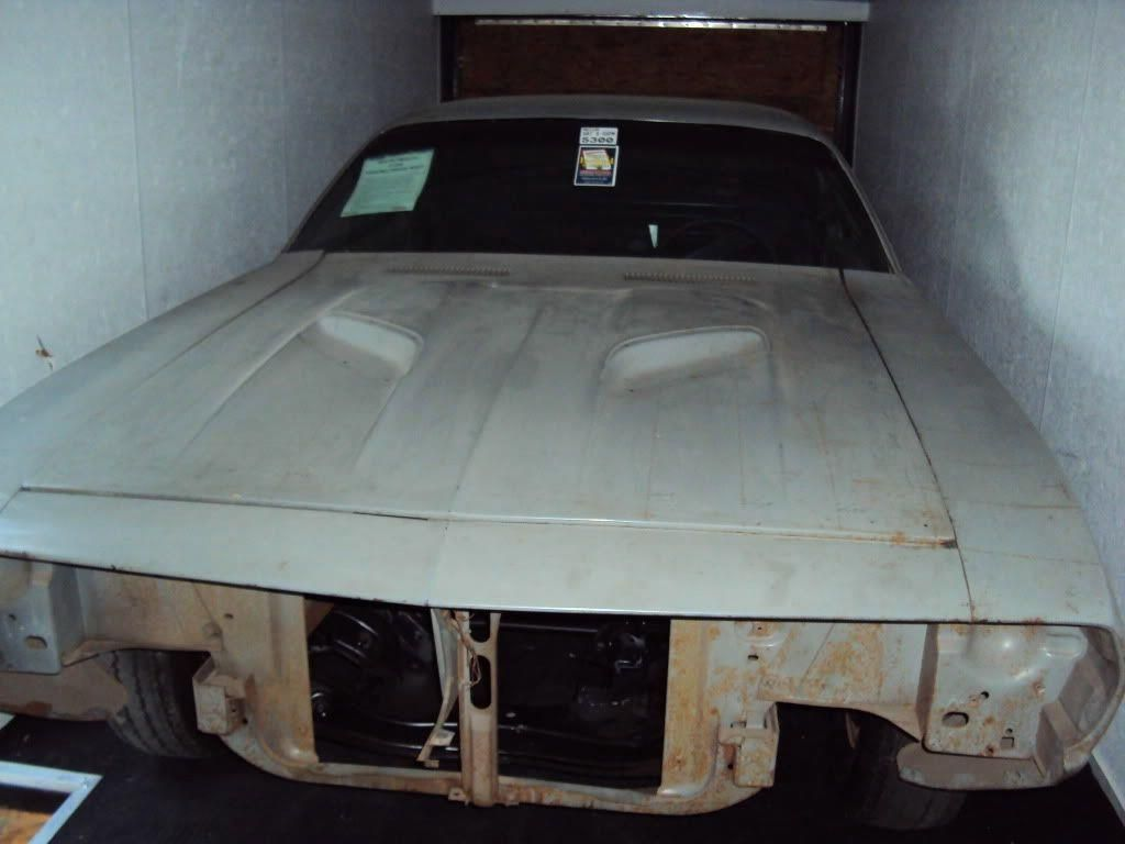 1974 Plymouth Cuda Tooling Proof - 13038764 - 15