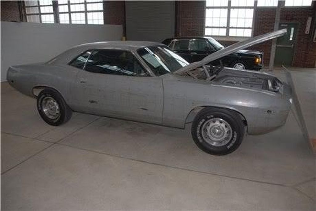 1974 Plymouth Cuda Tooling Proof - 13038764 - 1