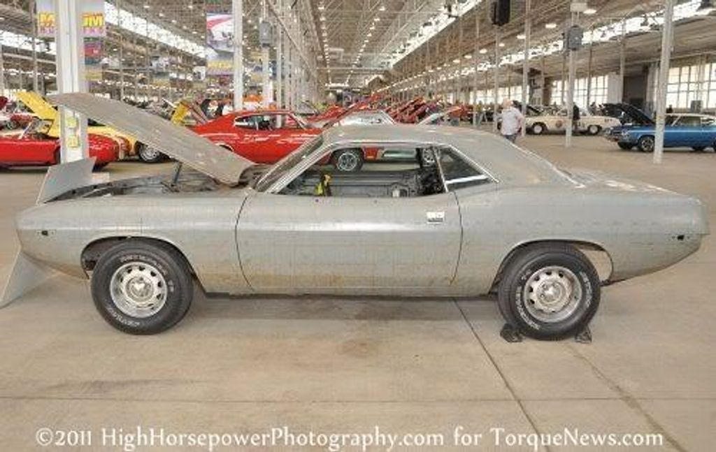 1974 Plymouth Cuda Tooling Proof - 13038764 - 3