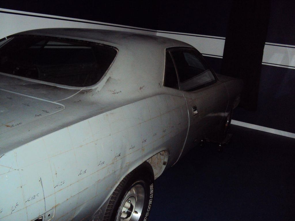 1974 Plymouth Cuda Tooling Proof - 13038764 - 7