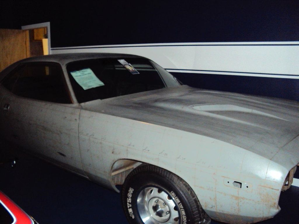 1974 Plymouth Cuda Tooling Proof - 13038764 - 8
