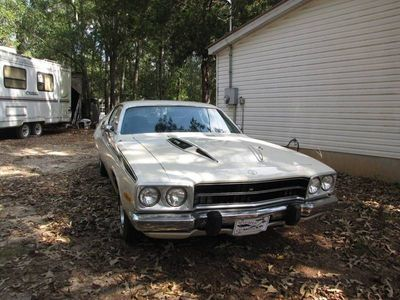 1974 Plymouth Roadrunner  Coupe