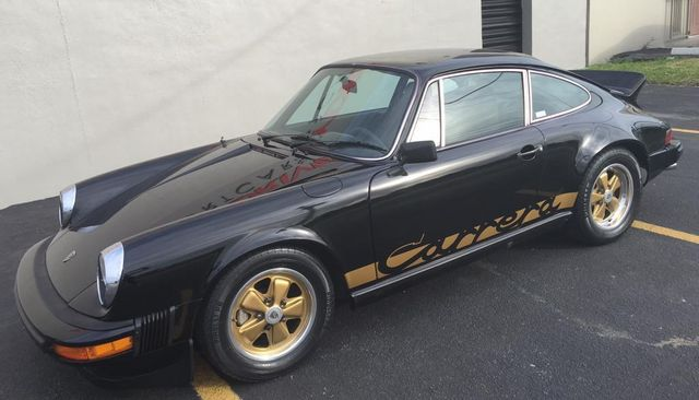 1974 used porsche 911 at luckydriver sportcars serving miami, fl