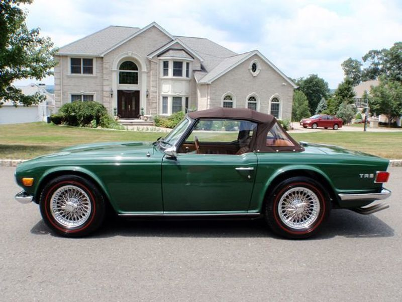 1974 Triumph TR6 WORLDS BEST Convertible - CF16246U - 0