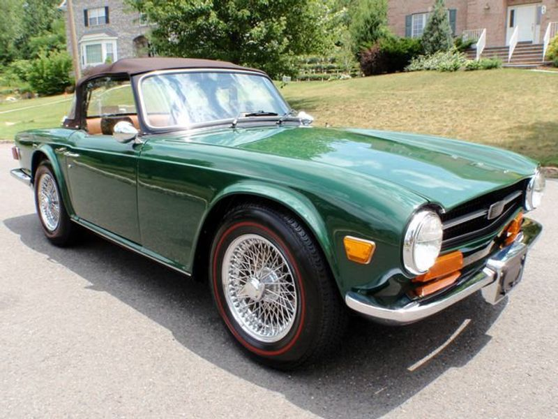 1974 Triumph TR6 WORLDS BEST Convertible - CF16246U - 16
