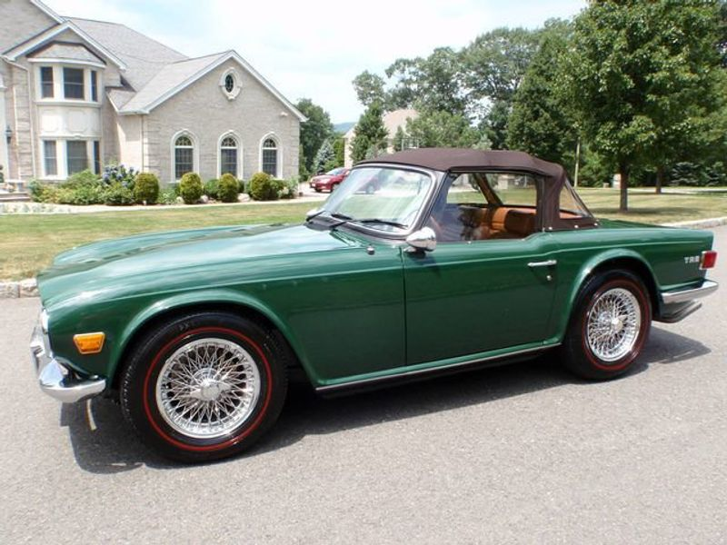 1974 Triumph TR6 WORLDS BEST Convertible - CF16246U - 17