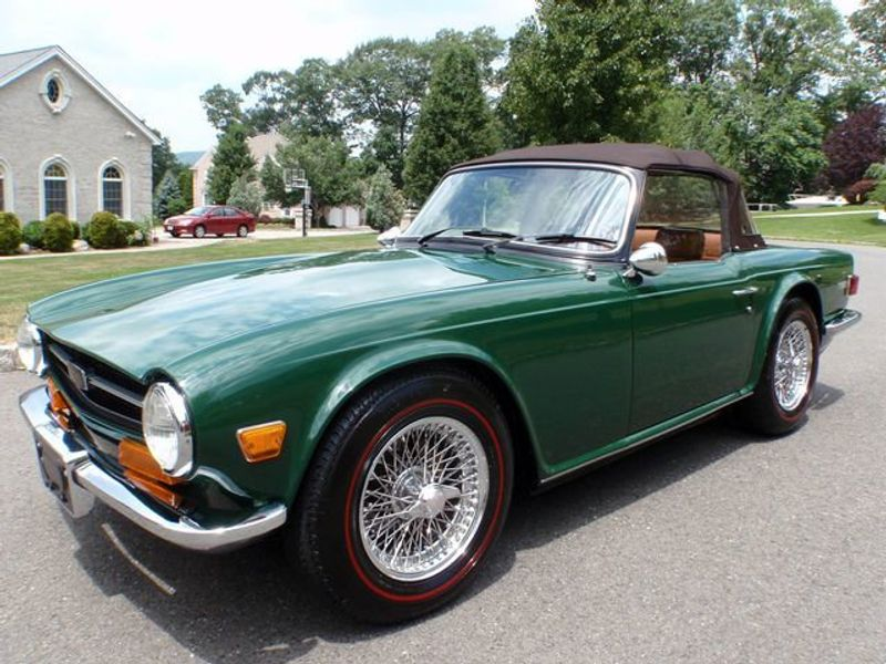 1974 Triumph TR6 WORLDS BEST Convertible - CF16246U - 19
