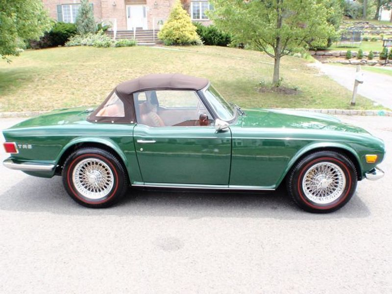 1974 Triumph TR6 WORLDS BEST Convertible - CF16246U - 20