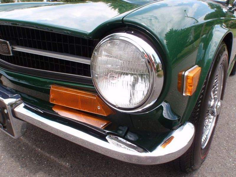 1974 Triumph TR6 WORLDS BEST Convertible - CF16246U - 22