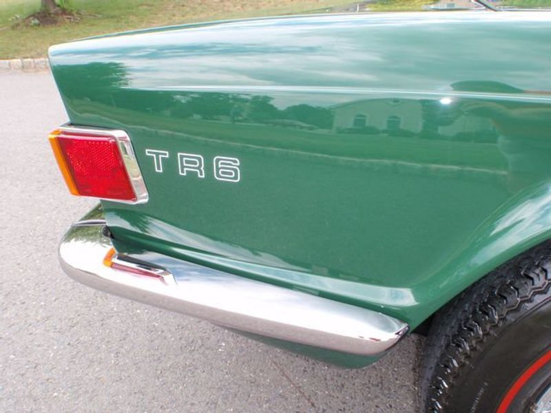 1974 Triumph TR6 WORLDS BEST Convertible - CF16246U - 35