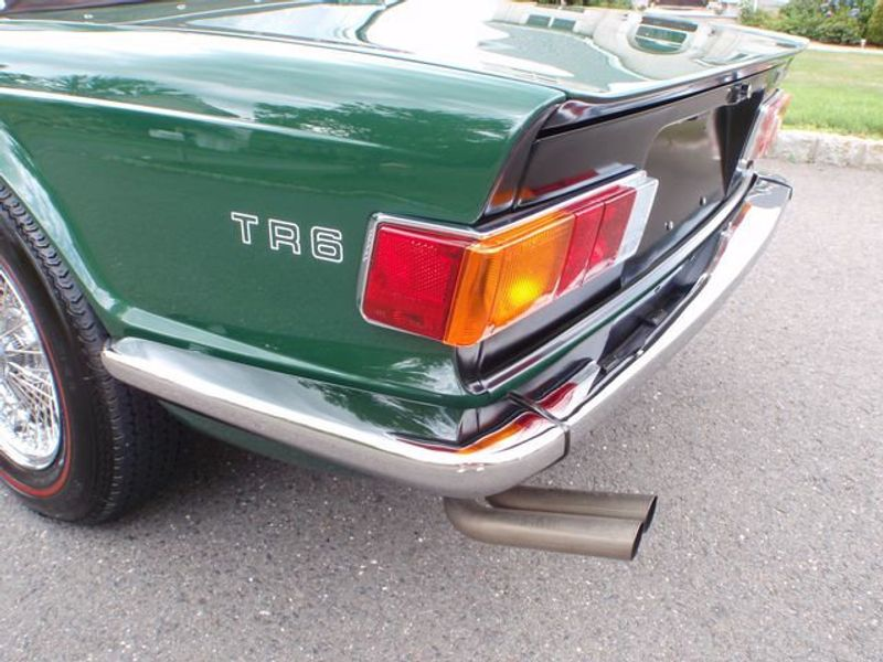 1974 Triumph TR6 WORLDS BEST Convertible - CF16246U - 40