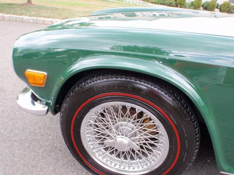 1974 Triumph TR6 WORLDS BEST Convertible - CF16246U - 47