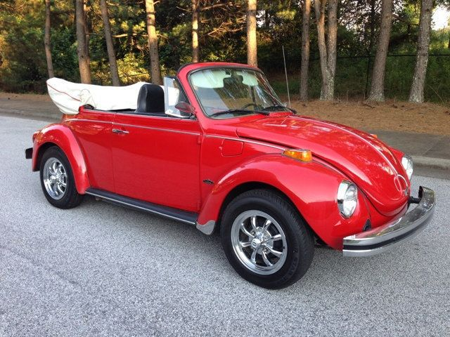 1974 used volkswagen beetle convertible sold at dixie dream cars serving duluth ga iid 16201659 dixie dream cars