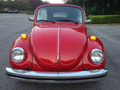 1974 Volkswagen Beetle Convertible SOLD - Click to see full-size photo viewer