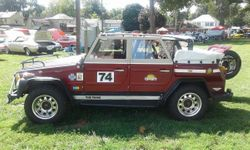 1974 Volkswagen Thing - 1974VWTHING