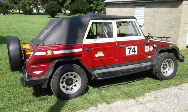 1974 Volkswagen Thing For Sale - 17217608 - 2