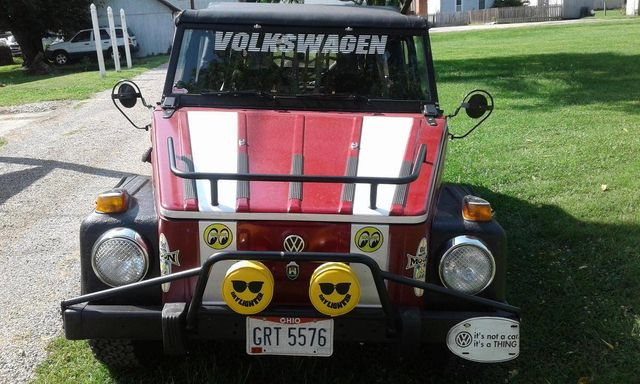 1974 Volkswagen Thing For Sale - 17217608 - 3