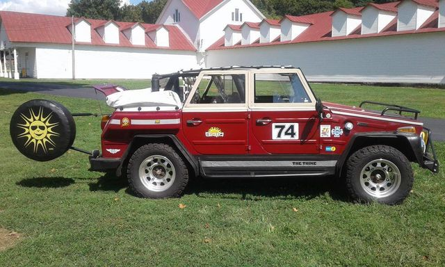 1974 Used Volkswagen Thing For Sale At Webe Autos Serving
