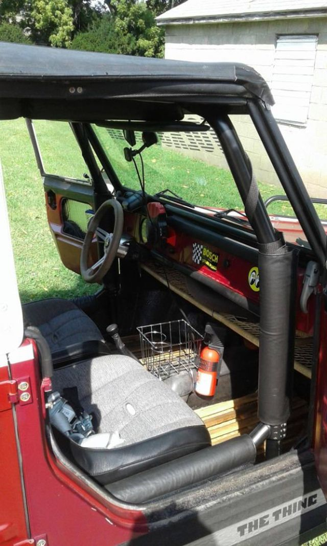 1974 Volkswagen Thing For Sale - 17217608 - 8