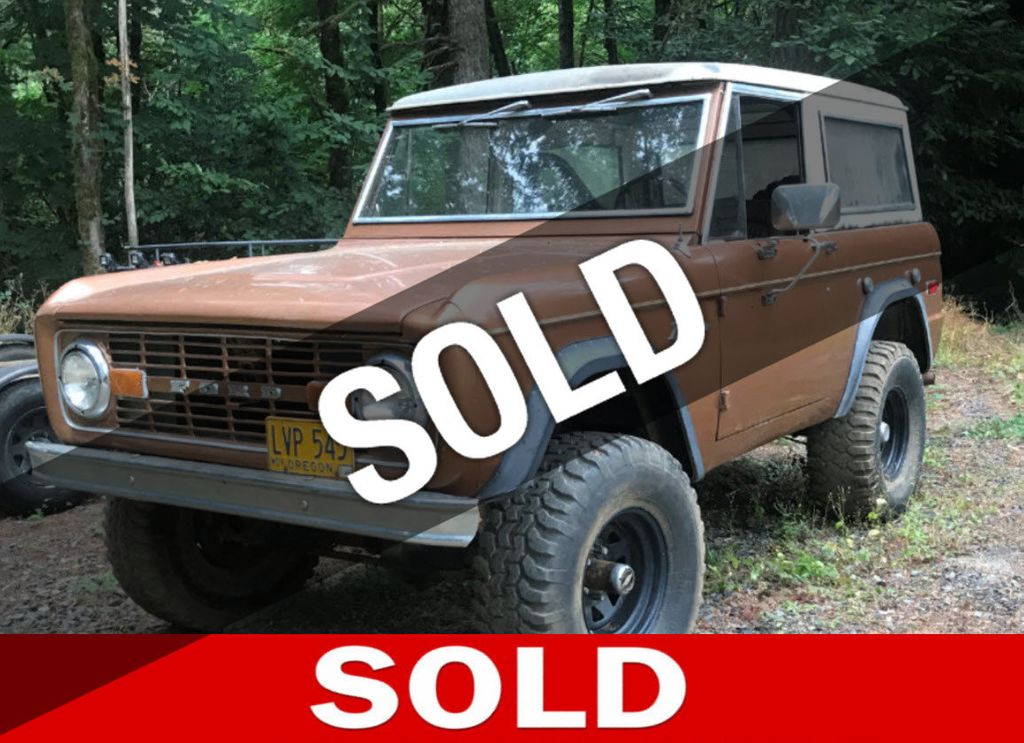 1975 Ford Bronco  - 17234551 - 0