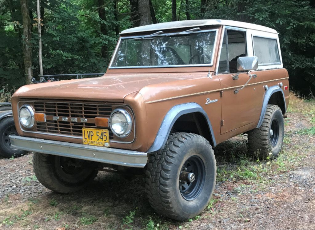 1975 Used Ford Bronco at HighLine Classics Serving ...