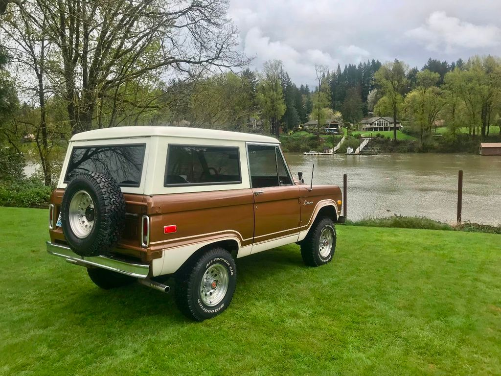 1975 Ford Bronco  - 17420722 - 3