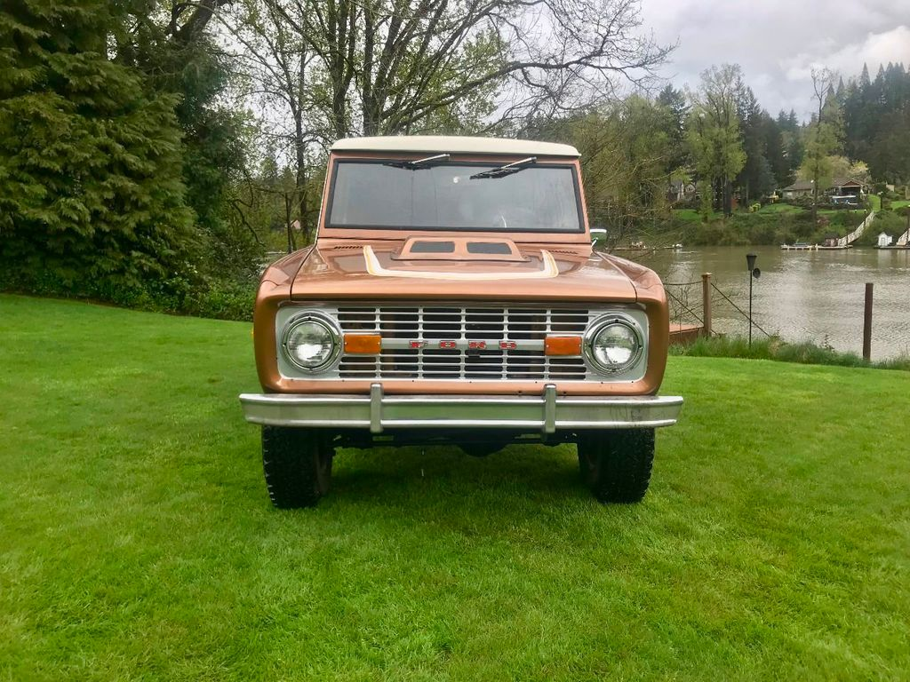 1975 Ford Bronco  - 17420722 - 6