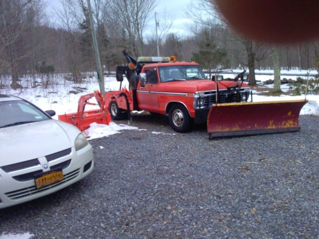 1975 Ford F350 Tow Truck - 14194596 - 1