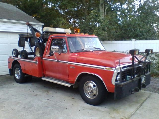 1975 Ford F350 Tow Truck - 14194596 - 2