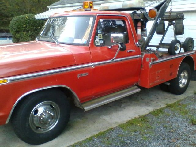 1975 Ford F350 Tow Truck - 14194596 - 4