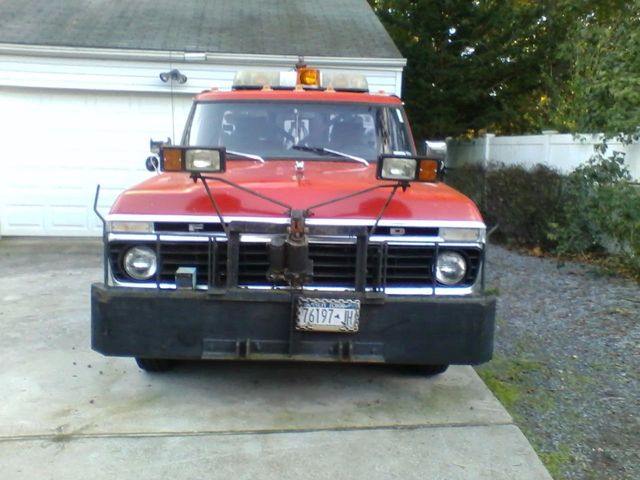 1975 Ford F350 Tow Truck - 14194596 - 5