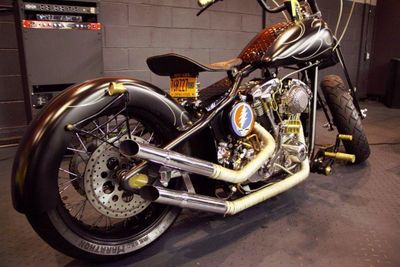 1975 Harley-Davidson Shoevel Head