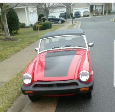 1975 MG Midget Convertible For Sale