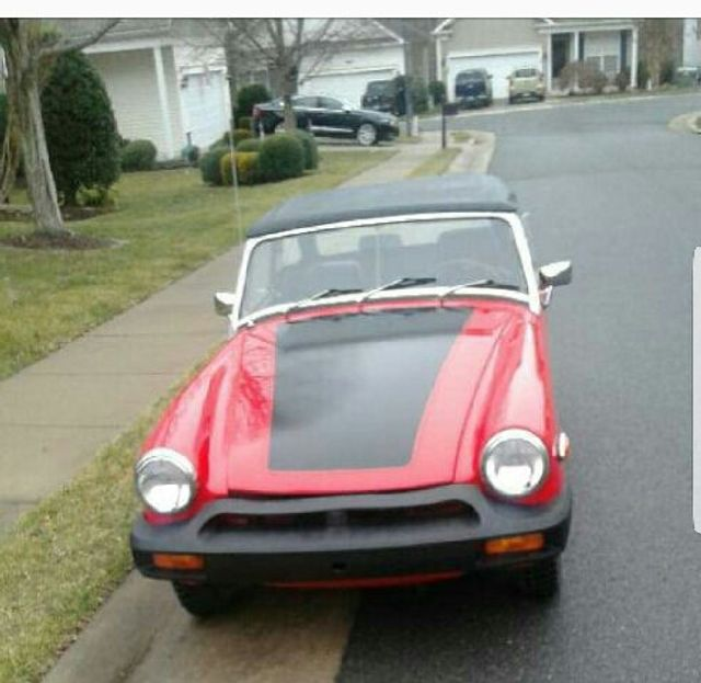 1975 MG Midget Convertible For Sale - 17079752 - 0