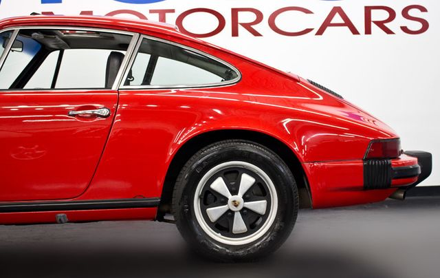 1975 Porsche 911S  - Click to see full-size photo viewer