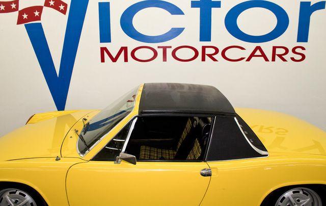 1975 Porsche 914 TARGA - Click to see full-size photo viewer